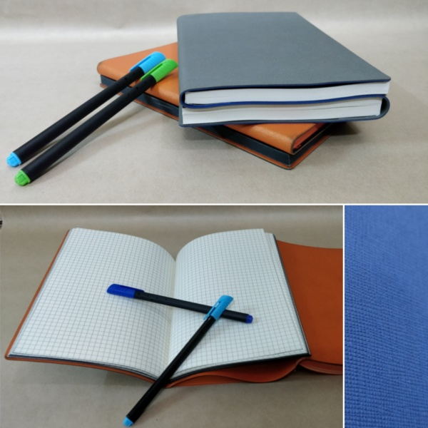 A5 Notebook Leather (Softbound)